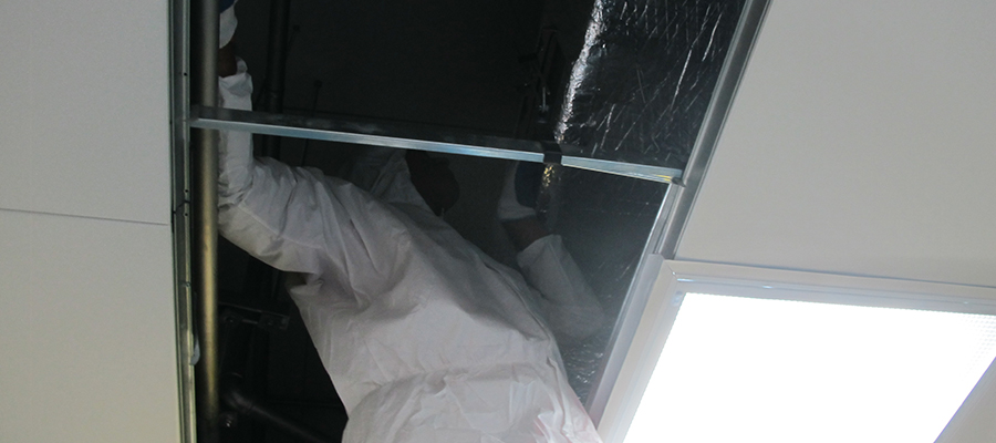Air Duct Cleaning by Aegis Asia