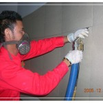 Decontamination & Treatment of Govt Auditorium