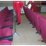 Decontamination and AEGIS Treatment in a Government Auditorium