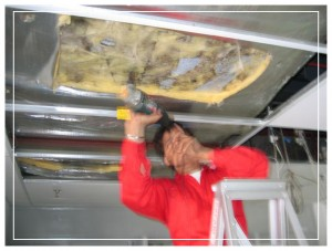 Duct Cleaning Process Part 2