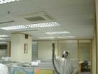 AEGIS SARS Decontamination in Progress